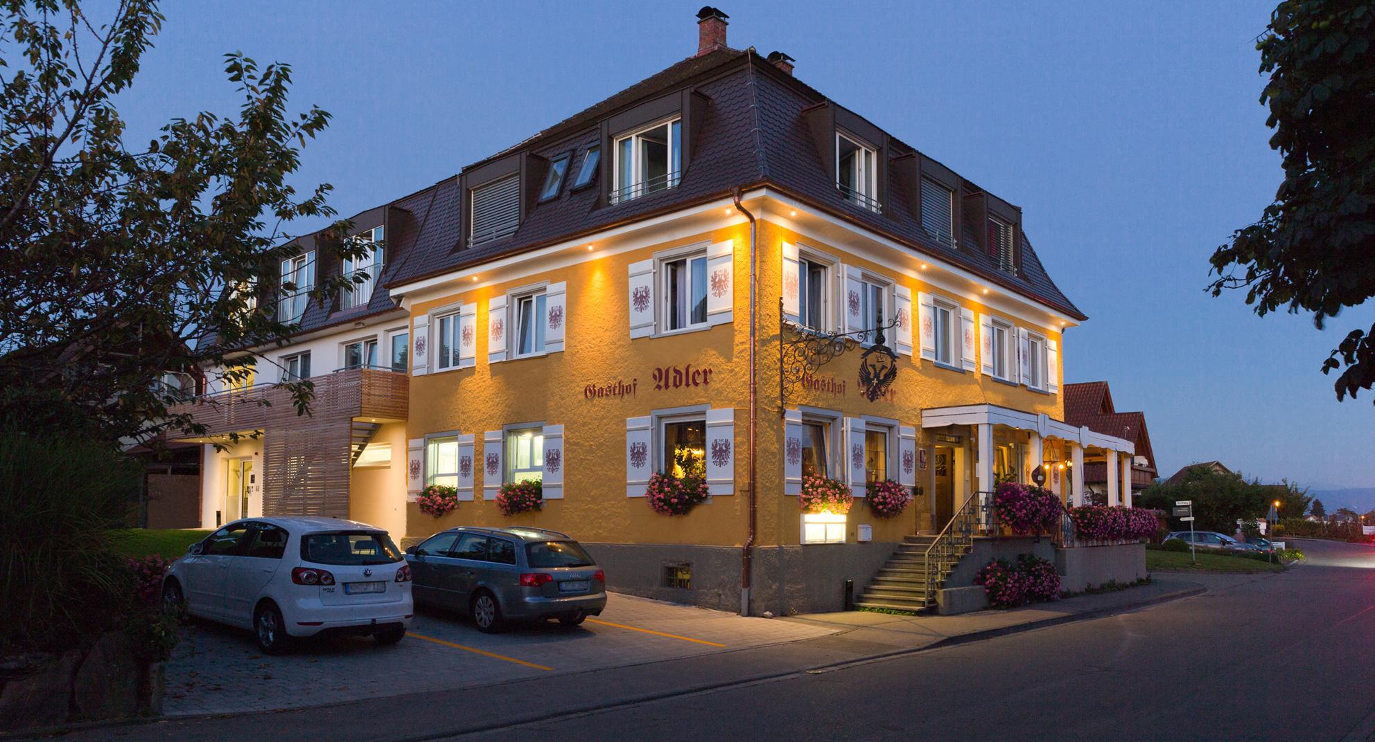 Hotel adler hotel gasthaus for Designhotel lindau